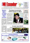 Periodico Mi Ecuador Edicion Abril 2008