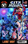 City of Heroes Issue 18 (Top Cow)