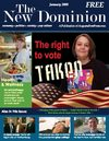 The New Dominion Magazine - January 2009 edition