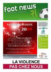 Foot news n22 - 08/01/09