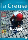 Le Magazine de la Creuse n38, janvier - fvrier - mars 2009