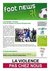 Foot news n32 - 19/03/2009