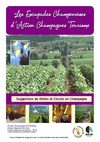 Brochure &quot; Les Escapades Champenoises d&#039;Action Champagnes Tourisme&quot;