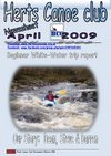 Herts Canoe Club Newssheet. April 2009