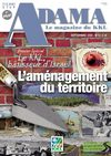 ADAMA N41 - L&#039;AMNAGEMENT DU TERRITOIRE - 09/2008 - Le magazine du KKL France