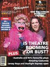 Stage Whispers July/August 2009 issue
