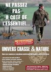 UNIVERS CHASSE & NATURE - CATALOGUE 2009