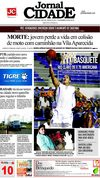 Jornal Cidade de Rio Claro - 11/09/2009