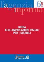 Calam o guida alle agevolazioni fiscali per disabili - Agevolazioni fiscali per ristrutturazione bagno ...