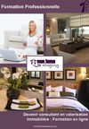 Formation a distance Home Staging : Devenir Home Stager par internet multimédia