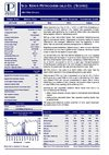 Prime-9M FY09 update on Sidi Kerir Petrochemicals Company