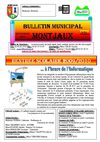 Bulletin Municipal de la commune de Montjaux n 51 - Septembre 2010