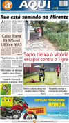 JORNAL AQUI MOGI MIRIM EDIO N27 22-01-2010