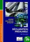 Guide des pices  fournir : dclaration pralable 