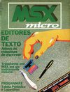 MSX MICRO 16