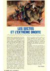 Les sectes et extrme-droite - par Eric CHAMS (1993)