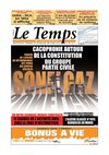 Le Temps d&#039;Algrie www.letempsdz.com dition du 23 mars 2010