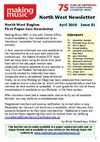 Making Music NW Newsletter - April 2010 - Issue 51