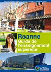Grand Roanne Agglomration : guide de l&#039;enseignement suprieur 2010-2011 