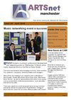 Artsnet e-newsletter: Issue 28 - April 2010