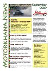 Motorkhana News September 2009