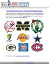 Top 10 Sports Logos Article