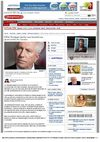 Cyberpresse.ca 17 April 2010 - Duceppe conclut tournee