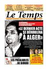 Le Temps d&#039;Algrie www.letempsdz.com dition du 29 avril 2010