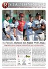 Stadionzeitung Nr. 02/2010 - Buchbinder Legionre vs. Saarlouis Hornets