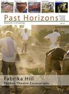 12: Adventures in Archaeology May 2010 - Past Horizons