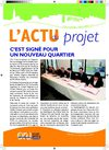 Actu du projet n3