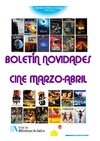 Novidades Cine Marzo-Abril 2010