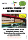 Cabine de traitement par aspersion par A2C