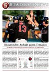 Stadionzeitung Nr. 04/2010 - Buchbinder Legionre vs. Mannheim Tornados