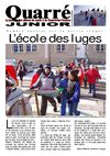Quarré Junior n°5 avril 2005 : l'école des luges