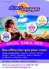 5 DirectVoyages.ch Catalogue N.05/2010