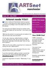 Artsnet e-newsletter: Issue 29 - July 2010