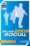 Dfense franaise : bilan social 2009 (militaires et civils)