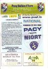 Pacy Niort