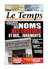 Le Temps d&#039;Algrie www.letempsdz.com dition du 3 aot 2010 