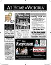 At Home in Victoria Newsletter August 2010 Victoria, MN
