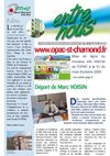 Journal Entre Nous septembre 2006