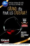 Grand cru pour les cadeaux ! Gant Casino