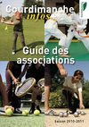 Guide des associations 2010-2011