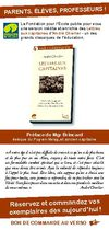 Lettres aux capitaines dAndr Charlier (prospectus)