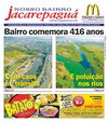 Jornal Nosso Bairro Jacarepagu - Edio n 037 - setembro/2010 - Tiragem: 20.000 exemplares 