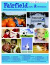 Fairfield Parks and Recreation Fall &amp; Winter Brochure 2010 - 2011 