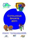 Catalogue Sports 2011