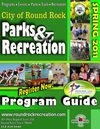 Round Rock Parks & Recreation Spring 2011 Program Guide