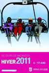 Catalogue des sjours de vacances - hiver 2011